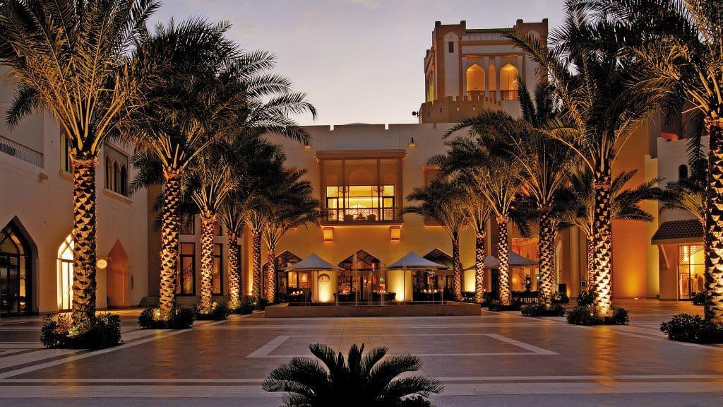 Shangri La Hotel Barr Al Jissah Resort In Muscat