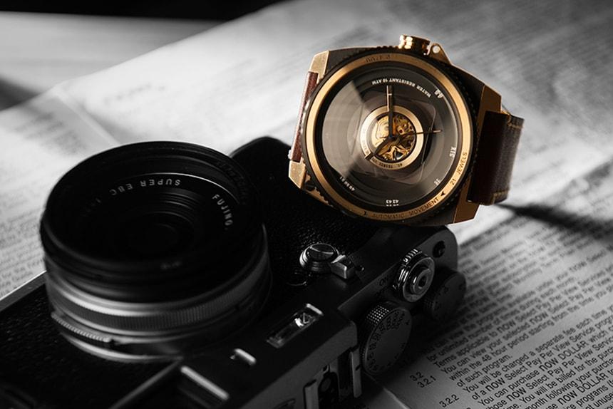 TACS Automatic Vintage Lens