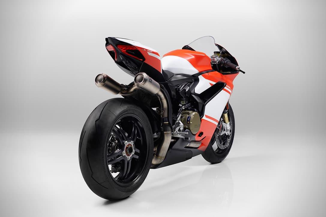 Ducati Superleggera Cost