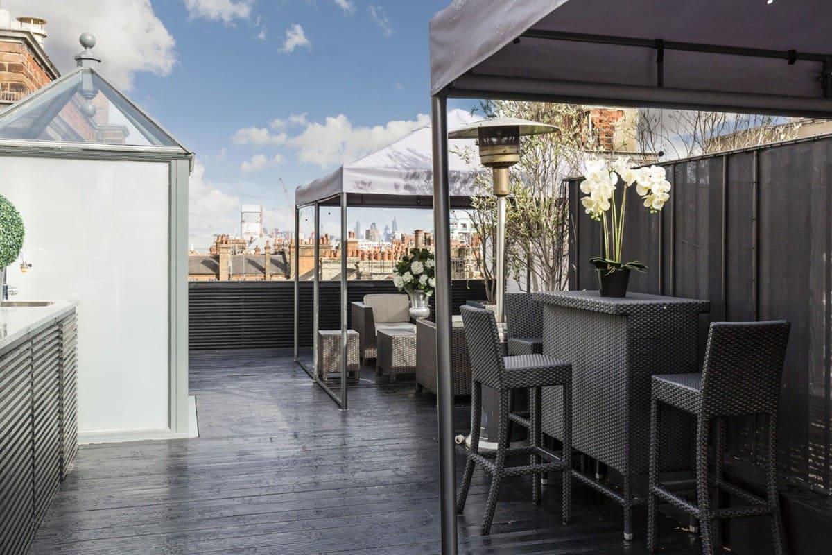 Alexander McQueen London Penthouse 1