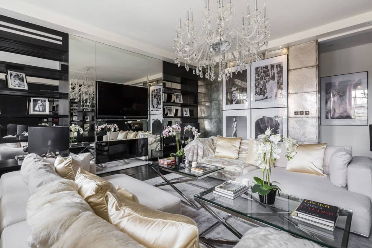 Alexander McQueen London Penthouse