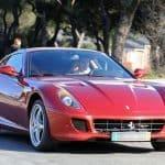 Cristiano Ronaldo Ferrari 599