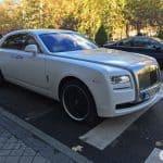Cristiano Ronaldo Rolls Royce Phantom