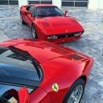 Ian Poulter Ferrari 288 GTO