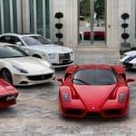 Ian Poulter Ferrari Enzo