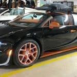 Floyd Mayweather Bugatti Veyron