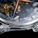 H. Moser & Cie. Venturer Tourbillon Dual Time Sapphire Blue Skeleton 4