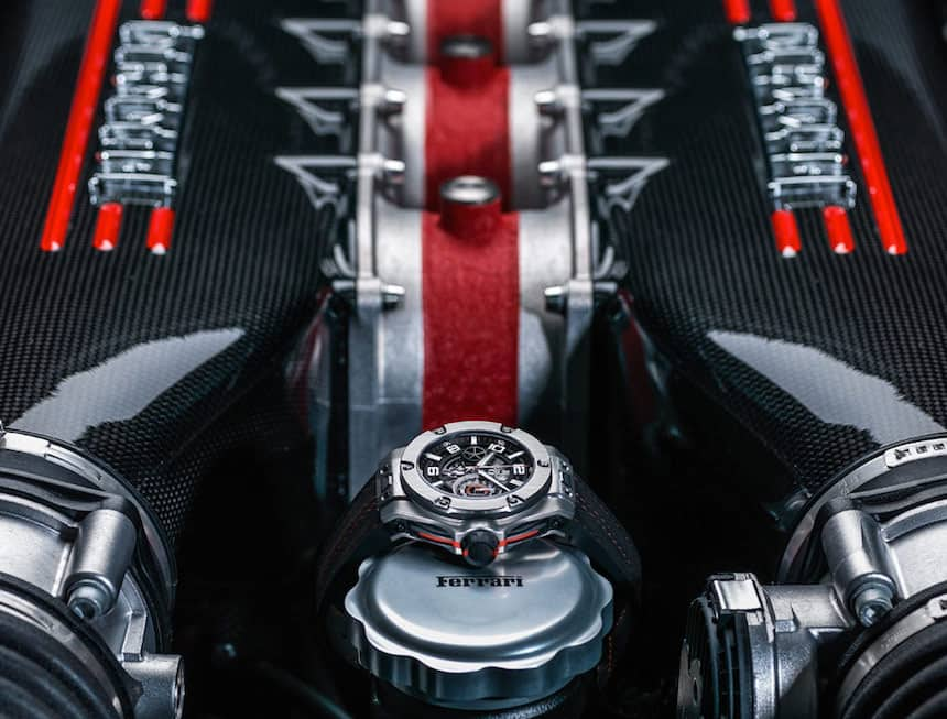 Hublot Big Bang UNICO Ferrari