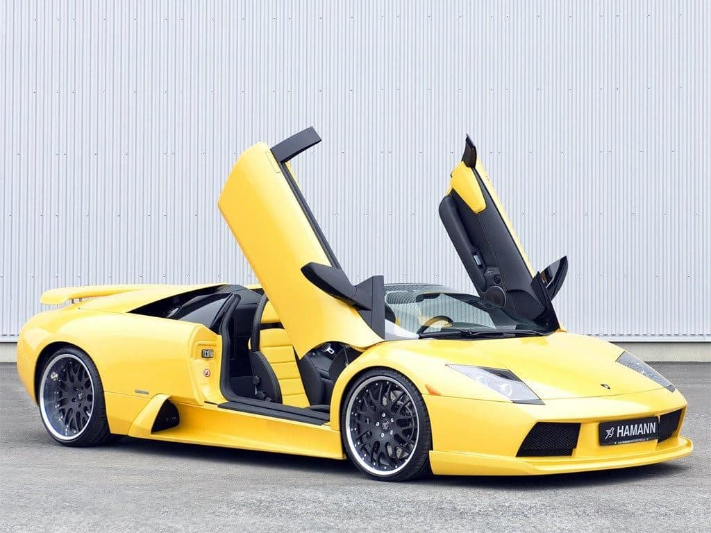 Kobe Bryant Lamborghini Murcielago