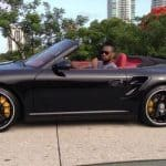 LeBron James Porsche 911 Turbo