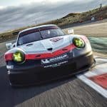 Official Porsche 911 RSR 0