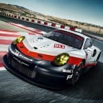 Official Porsche 911 RSR 1