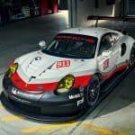 Official Porsche 911 RSR 7