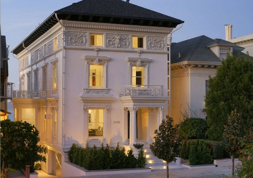 Tech billionaire splashes out 21 8 million for this for Mansions in san francisco for sale