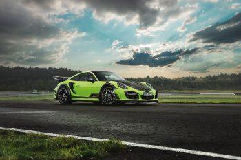 Porsche 911 Turbo GTstreet R 1