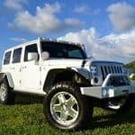 Robinson Cano Jeep Wrangler