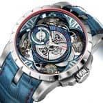 Roger Dubuis Excalibur Quatuor Cobalt MicroMelt Watch 1