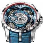 Roger Dubuis Excalibur Quatuor Cobalt MicroMelt Watch 2
