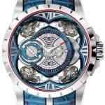Roger Dubuis Excalibur Quatuor Cobalt MicroMelt Watch 3