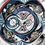 Roger Dubuis Excalibur Quatuor Cobalt MicroMelt Watch 4