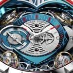 Roger Dubuis Excalibur Quatuor Cobalt MicroMelt Watch 6