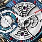 Roger Dubuis Excalibur Quatuor Cobalt MicroMelt Watch 8