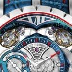 Roger Dubuis Excalibur Quatuor Cobalt MicroMelt Watch 9