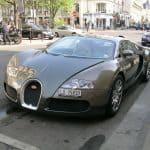 Samuel Eto'o Bugatti Veyron