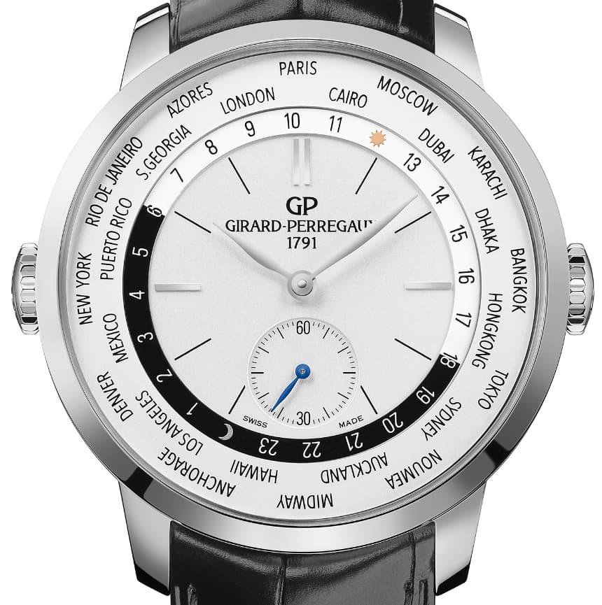 Girard-Perregaux 1966 WW.TC 3