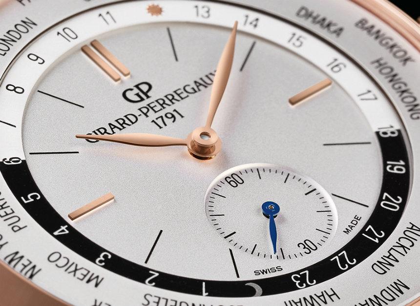 Girard-Perregaux 1966 WW.TC 5