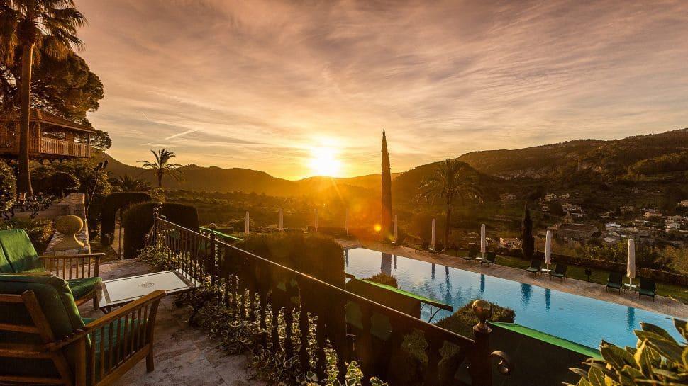 Mallorca Puigpunyent Hotel