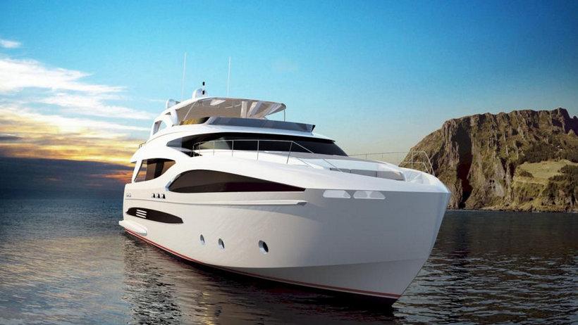 Horizon Yachts FD Series