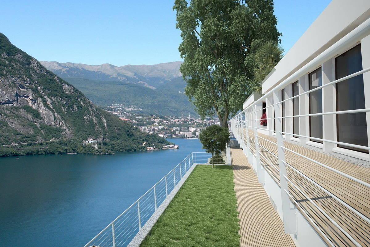 Lake Lugano Villa