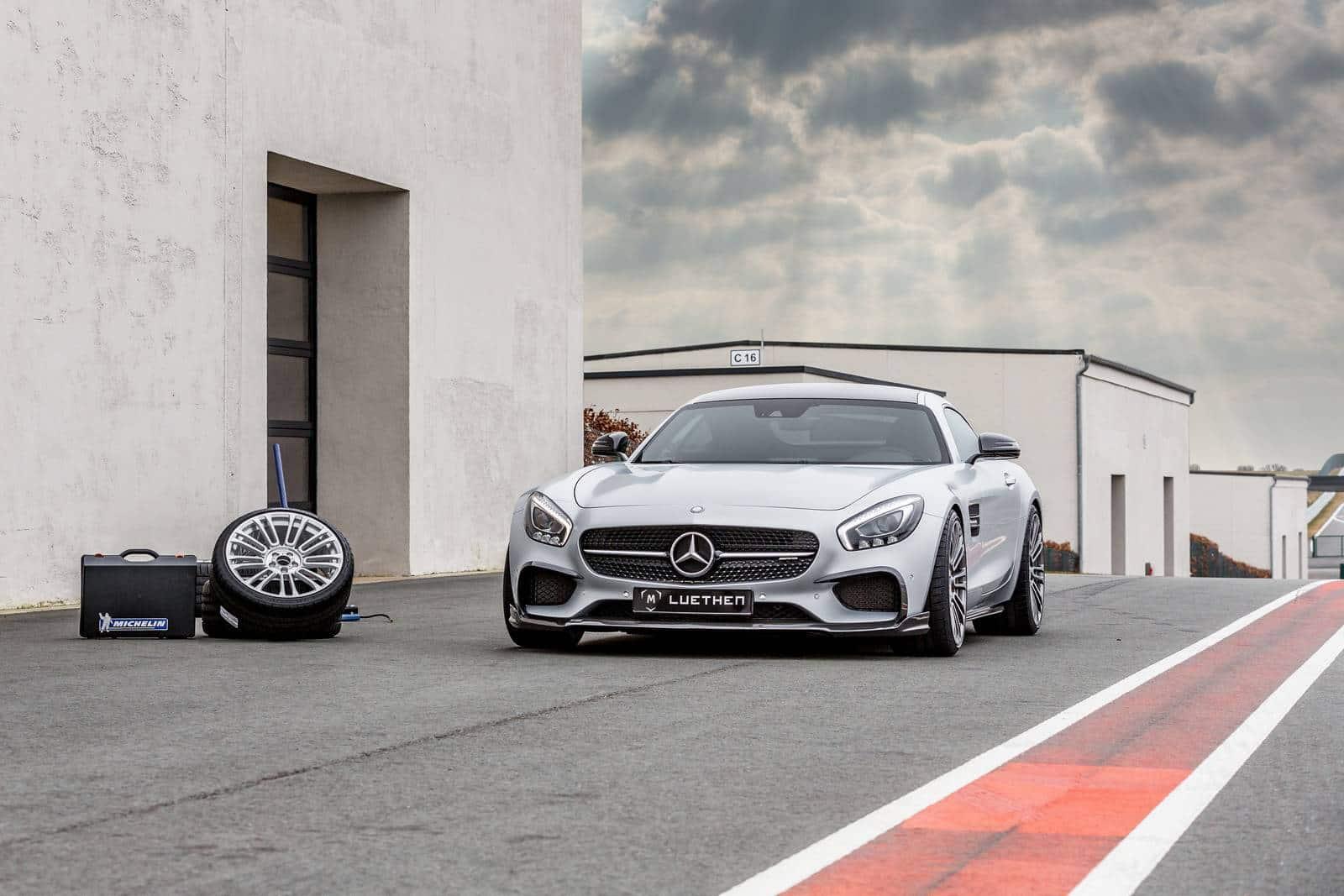 Luethen Mercedes-AMG GT