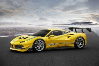 Official Ferrari 488 Challenge 1