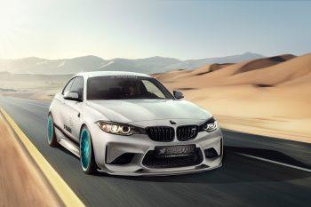 Official Hamann BMW M2 1