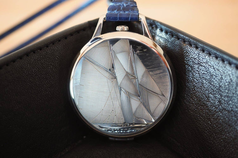 Slim d'Hermès Pocket Vieux Gréement 1