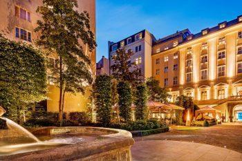 The Grand Mark Prague Hotel 1