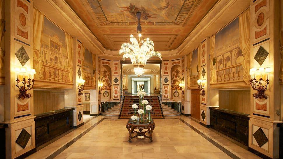 Westin Palace Madrid