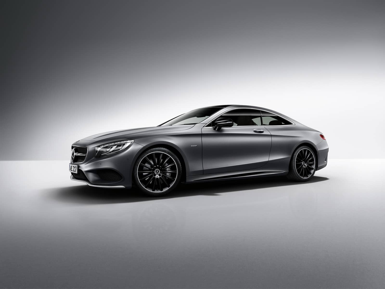 Mercedes-Benz S-Class Coupe Night Edition