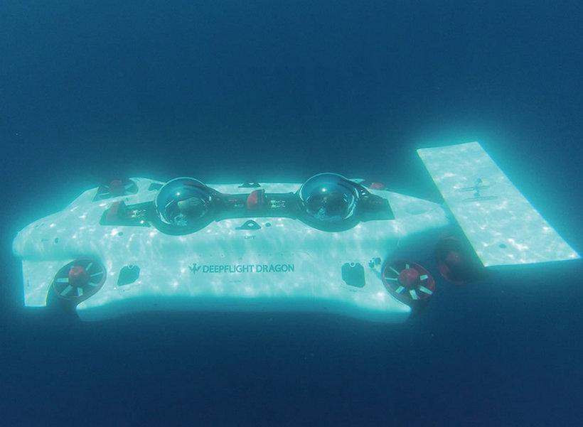 undersea aquahoverer 10