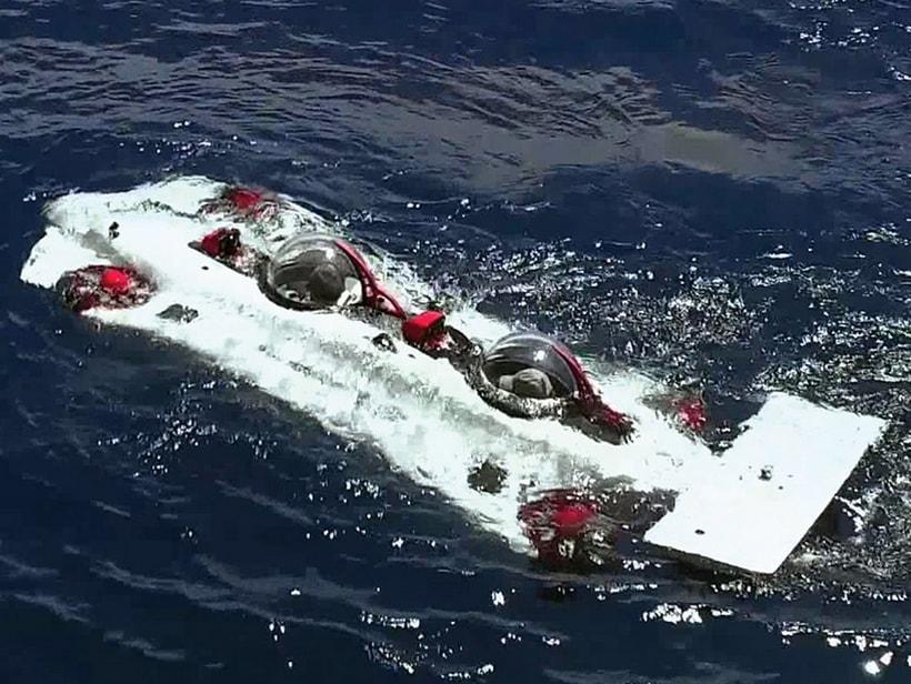 undersea aquahoverer 7