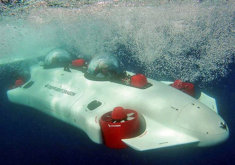 undersea aquahoverer 8