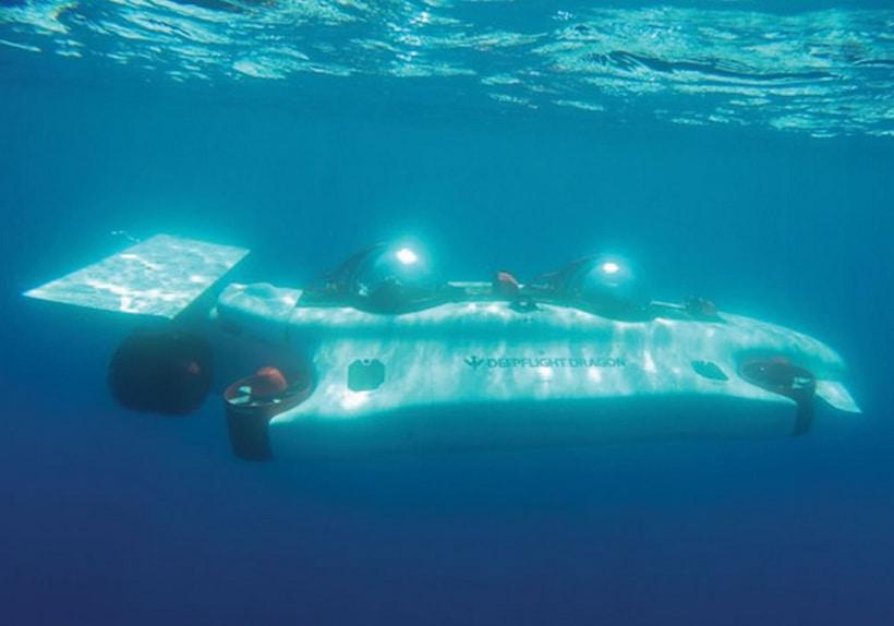 undersea aquahoverer 9