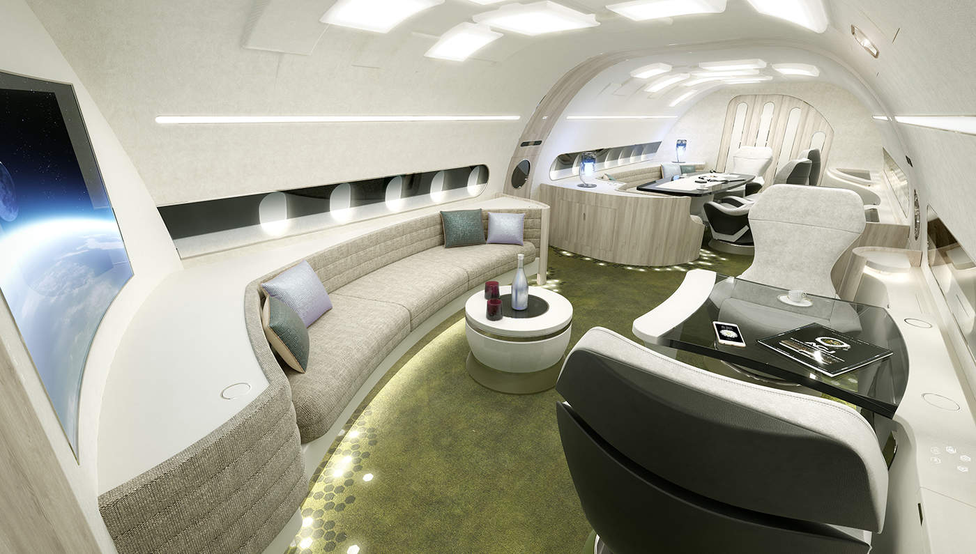 Airbus Corporate Jets Melody