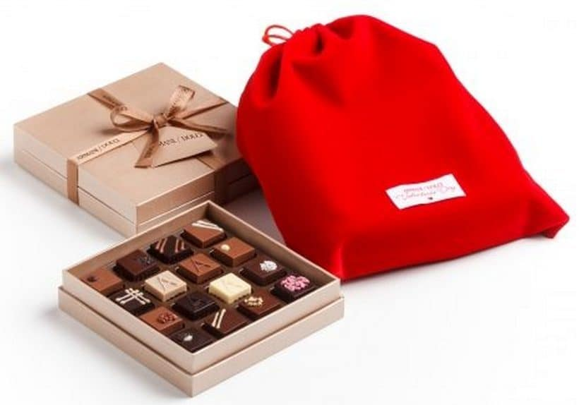 Armani Dolci Valentine's Day