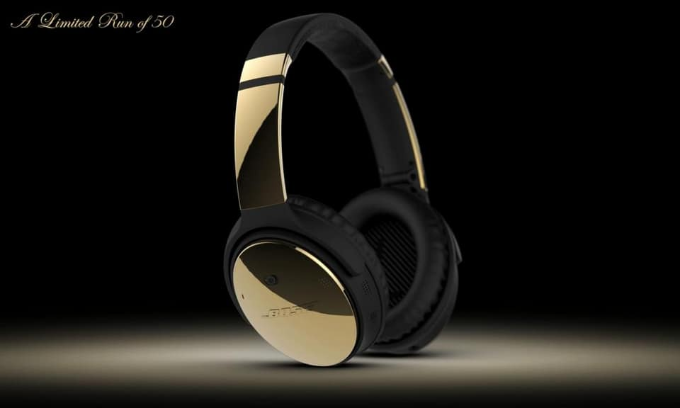Colorware Bose QuietComfort 35