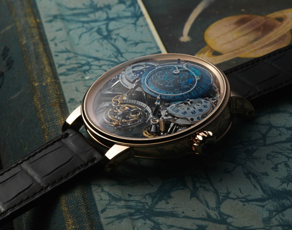 triple tourbillon front wristwatch watch watches news industry edouard a threat travelers bovet