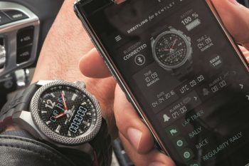 Breitling for Bentley Supersports B55 1