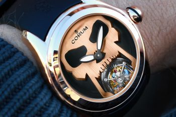 Corum Bubble 47 Flying Tourbillon 1